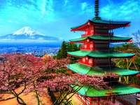 Góra Fuji - Japonia