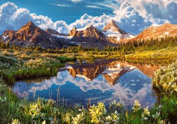 Mirror in the Rocky Mountains - Mirror in the Rocky Mountains