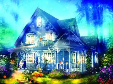 Blue house - Blue house and .....