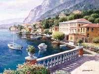 Willa nad jeziorem Como