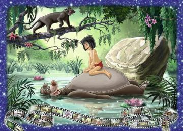Disney - The book of the jungl - Disney - Le livre de la jungle