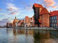 A daru kapu Gdanskban