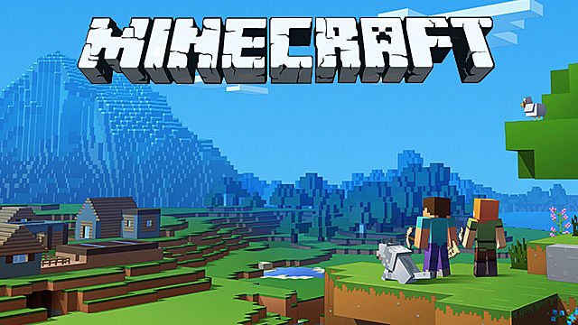 minecraft12345 - Minecraft пъзел средно трудно (5×5)