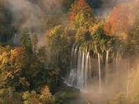 Podzim a mlha
