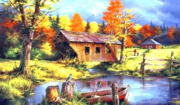 painting - colorful puzzle jigsaw