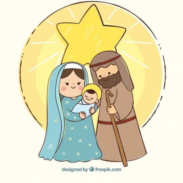 nacimiento de jesus - Religión rompecabezas del nacimiento de Jesús.
