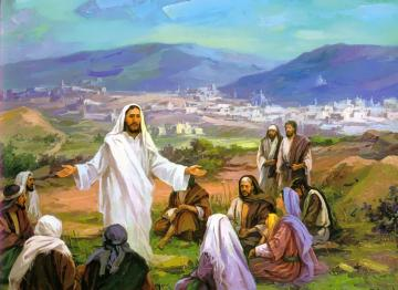 the parable of Jesus - puzzle on the parable of Jesus
