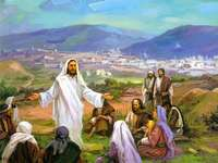 pilda lui Isus - puzzle pe pilda lui Isus