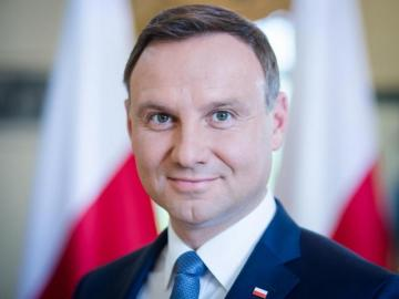 Andrzej Duda - known person, the president of Poland