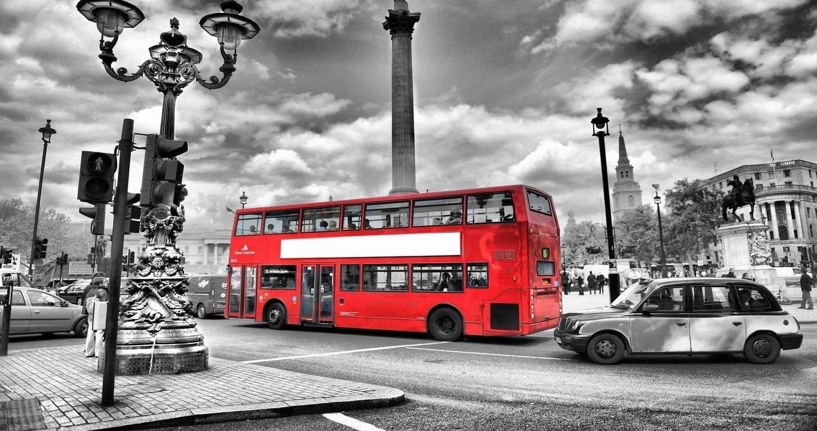 Londense bus puzzle