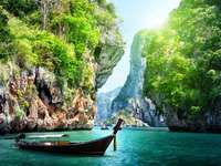 Os lugares mais bonitos do mundo - Os lugares mais bonitos do mundo - Tailândia