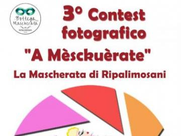 Mascherata2018 - Facebook Prize of the third photographic competition of the Masquerade of Ripalimosani