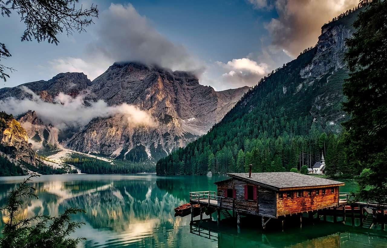 Най-красивото място - Италия - Най-красивото място - Италия, (9×9)
