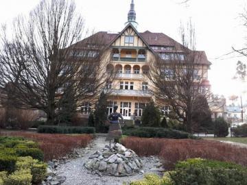 Sanatorium - Kudowa Zdrój, the Polonia sanatorium