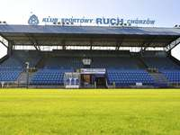 Ruch Chorzów stadium