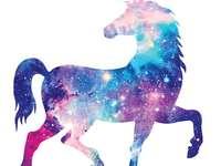 кон с вълшебен рог