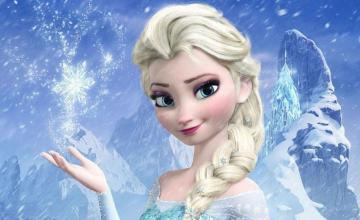elsa frozen 1234 - It has the power of ice and it's cool