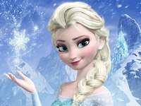 elza frozen 1234 - tem poder de gelo e é legal