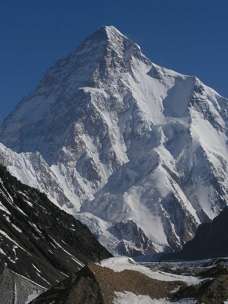 K2 in de Himalaya puzzel