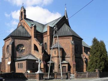 Church of St. Katarzyna Aleksa - Church of St. Catherine of Alexandria in Opole