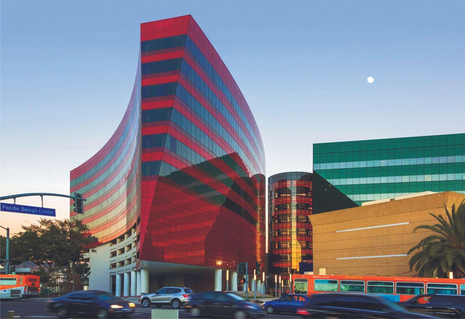 Pacific Design Center, Kalifornien