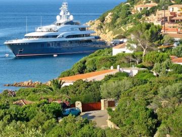Sardinia - Italian island - An Italian island in the unpolluted sea
