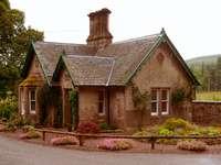 Venkovský dům někde ve Skotsku - Venkovský dům někde ve Skotsku