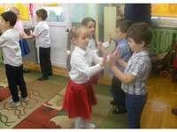 Ден на дядо и баба - Парти в детска градина № 8 в Белско-Бяла