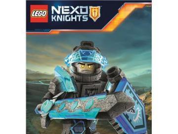 lego nexo bar - very nice puzzle. I like.