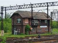 Opole Groszowiece - Spoorlijn Poolse spoorlijnen
