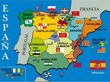 Espagne - Découvrez les régions d'Espagne