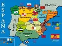 ΙΣΠΑΝΙΑ - Ανακαλύψτε τις περιοχές της Ισπανίας