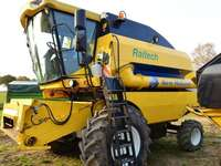 Kombajnn - Raitech New Holland комбайн