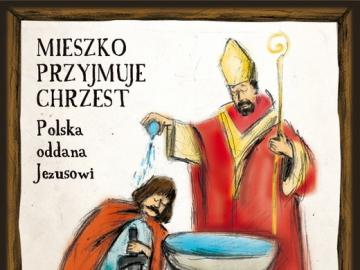 Baptism of Poland - The puzzles represent the baptism of Poland