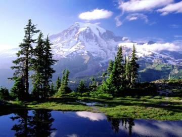 BAJKOWY WIDOK - Góry , woda , las, odpoczynek
