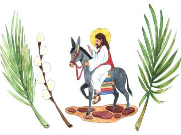 Palm Sunday - Palm Sunday