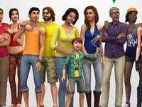 Серията за играта на Sims