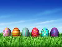Easter eggs - Easter eggs - Easter already just right, do you have presents?