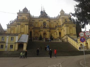 Basilica in Wambierzyce - Basilica in Wambierzyce