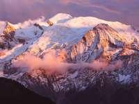 Mont Blanc - Lorem ipsum dolor sit amet