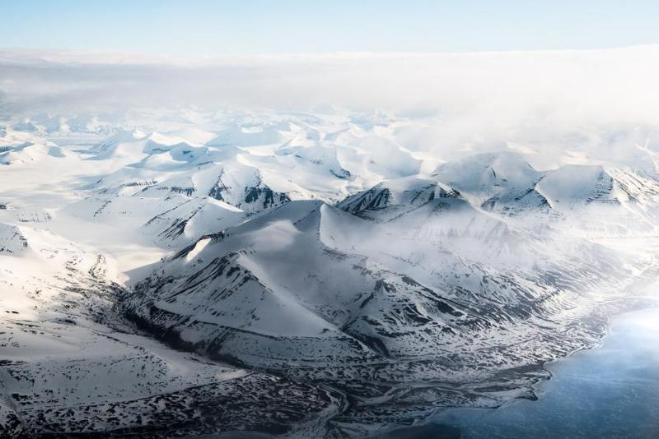 Nordenskiold, Svalbard