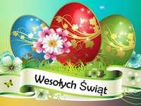 Húsvéti hangok kirakós