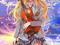 Κορίτσι Anime