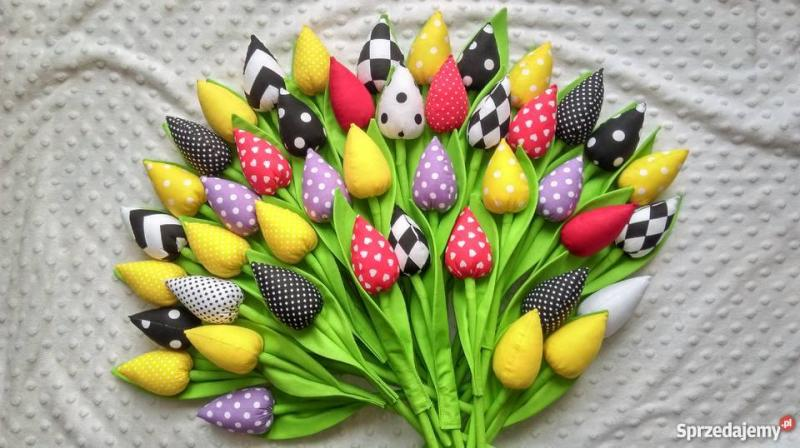flowers - nature itself - artificial or real tulips (10×5)