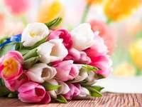blommor - naturen själv