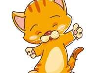 kitten puzzel