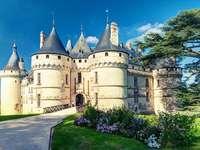 Schlösser an der Loire - Schlo - Schlösser an der Loire - Schloss Chaumont