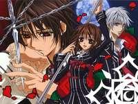 Kaname, Yuki e Zero