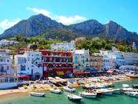 Na wyspie Capri - Włochy - Na wyspie Capri - Włochy