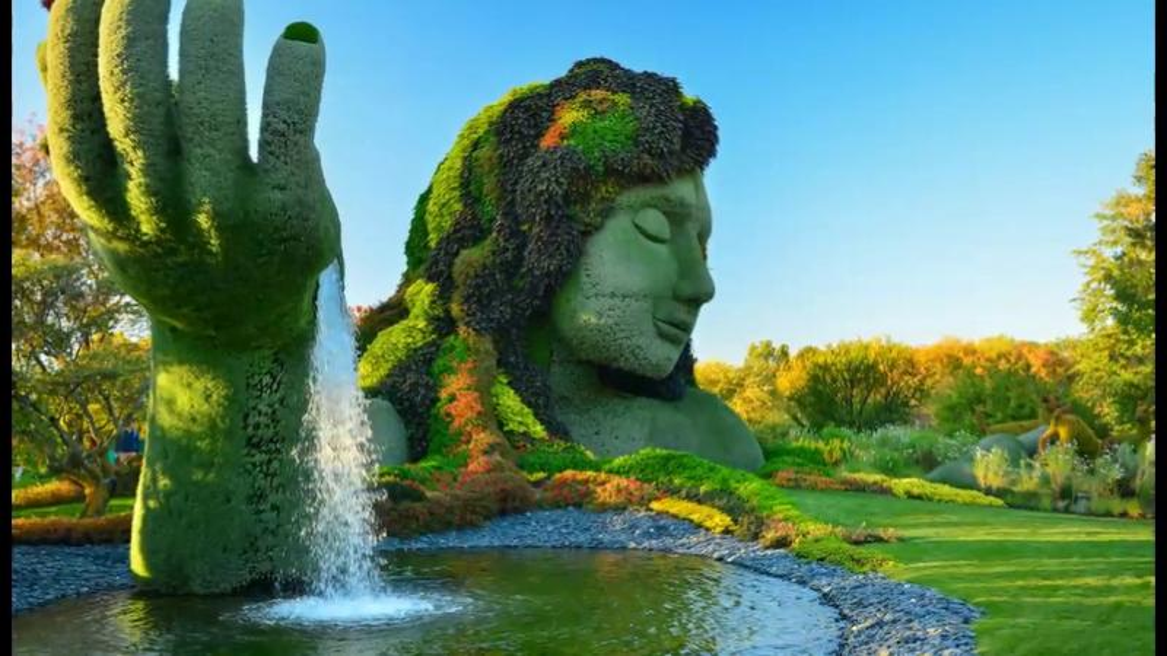 Най-красивите градини в света (9×9)